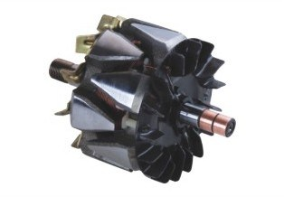 Rotor for Delco AD244 Series IR/If Alternators (28-158)