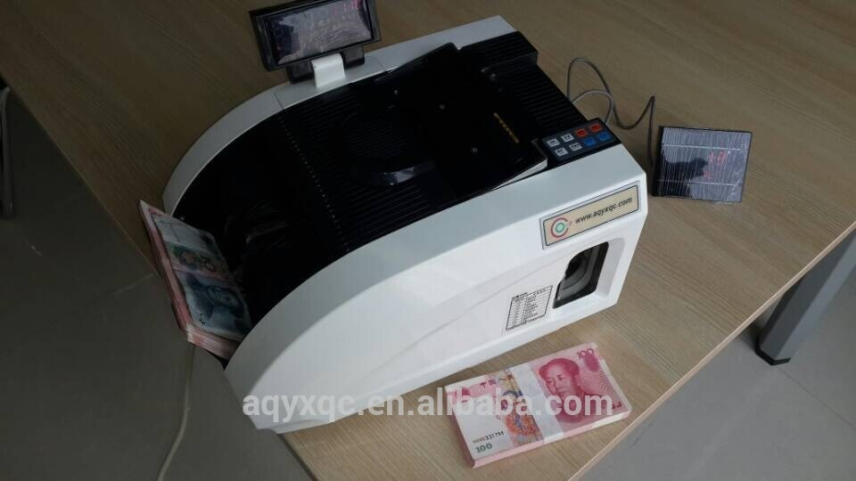 Mutil-Function Mini Bill Counter, Bundle Counting Machine