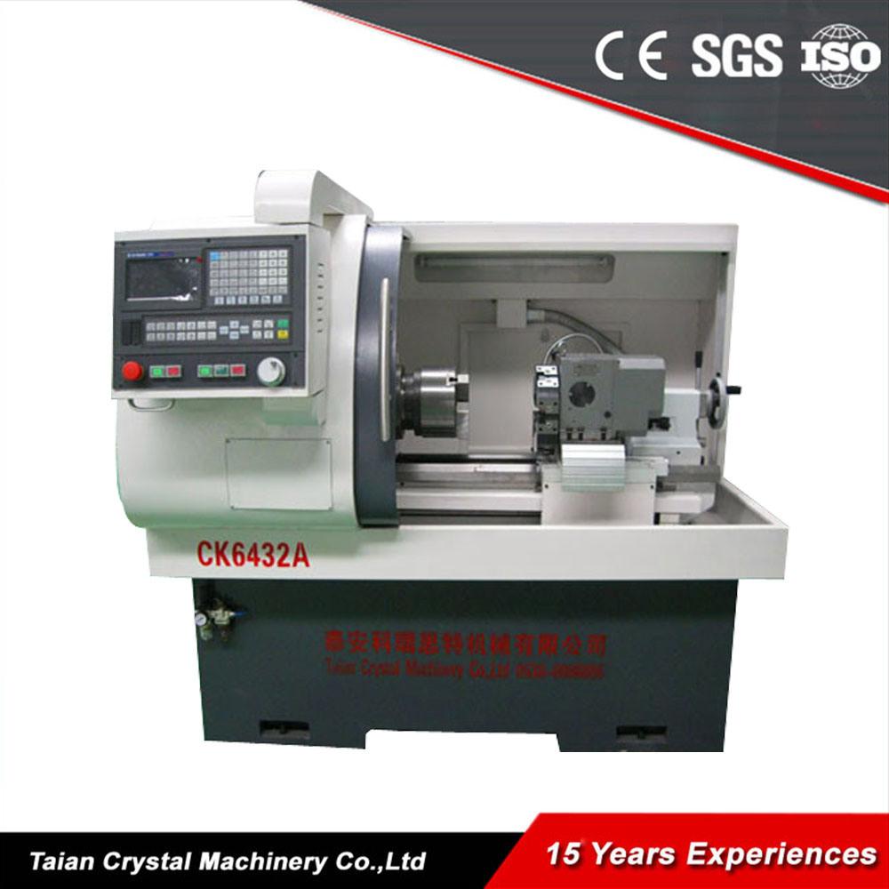 High Quality CNC Lathe Machine Manufacturer