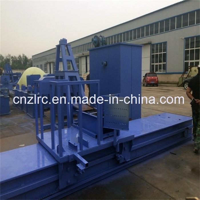 FRP GRP Composite Tank Winding Machinery Fiberglass Tank Mould