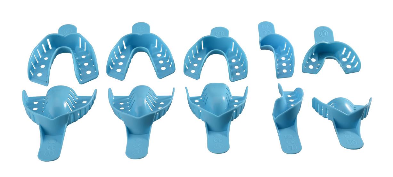 Dental Fluoride Foam Impression Tray
