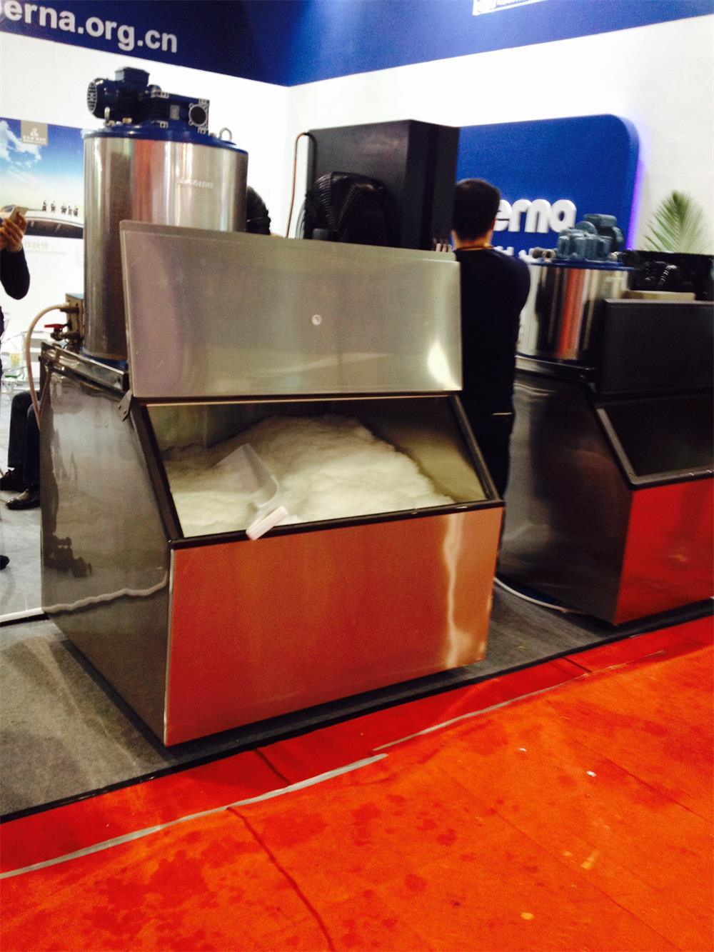 600kgs Commcial Flake Ice Machine for Food Service