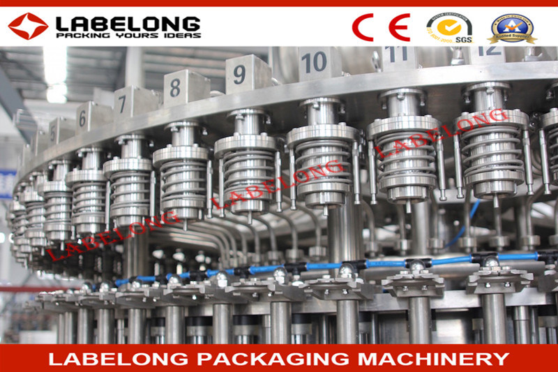 Bottling Hot Filling Machine, Lemom Juice Filling Line