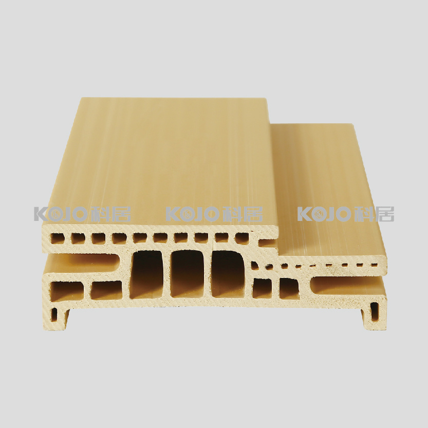 Eco-Friendly WPC Door Frame for 35mm Thickness Door (PM-120A-35)