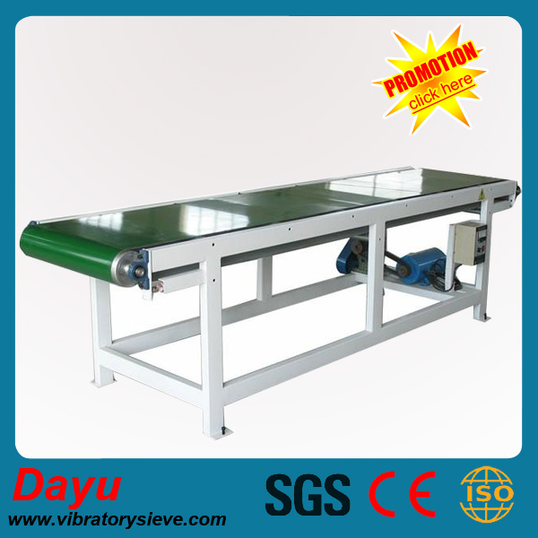 Automatic China PVC Belt Conveyor for Production Line