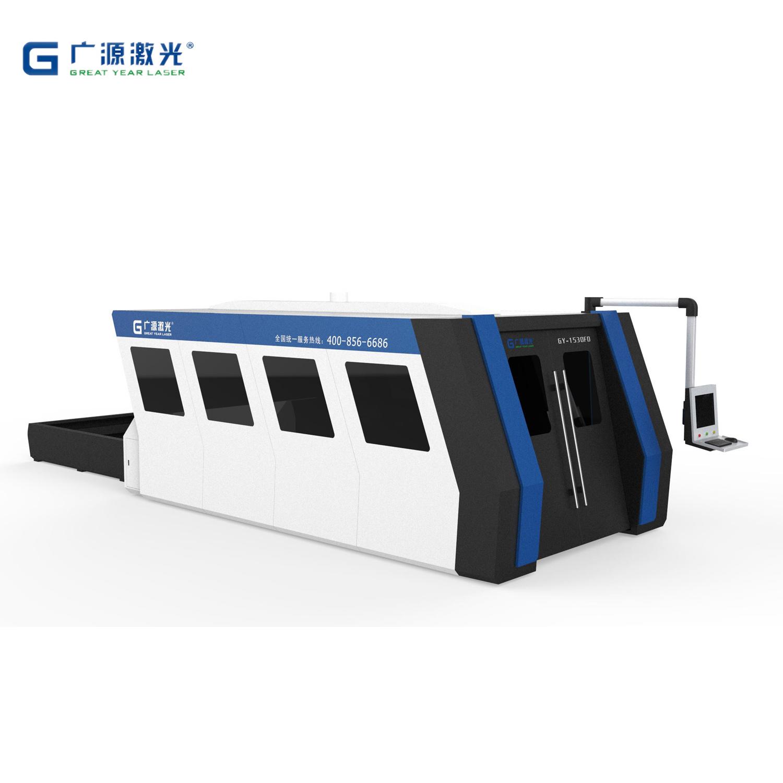 Laser Metal Cutting Machine (GY-1530FD)