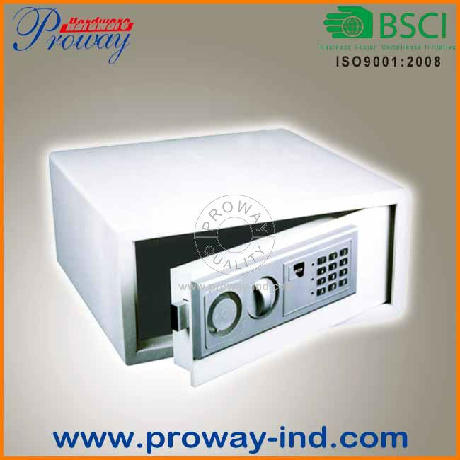 Electronic Safe for Hotel Office and Home