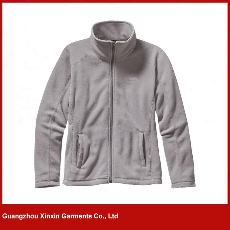 2017 New Design Fashion Sport Clothes Fleece Jacket (T86)