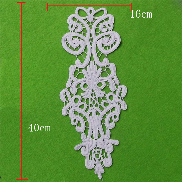 Hot Sale Cotton Lace Collar with Cotton Lace (cn120)
