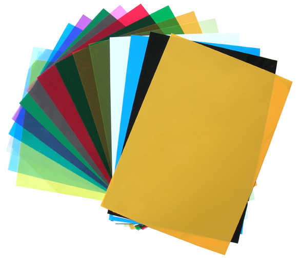 Plastic Binding Notebook Cover