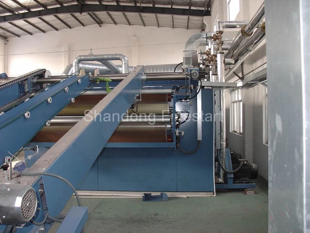 Textile Machine Knit Fabrics Six Chambers Relax Dryer Strainless Dryer