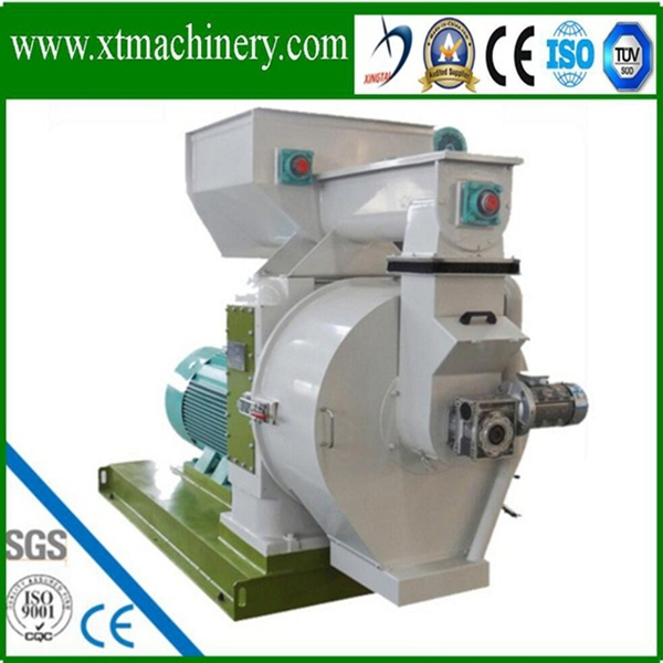 Rice, Bean, Straw, Corn, Poultry Feed Pellet Mill Machine