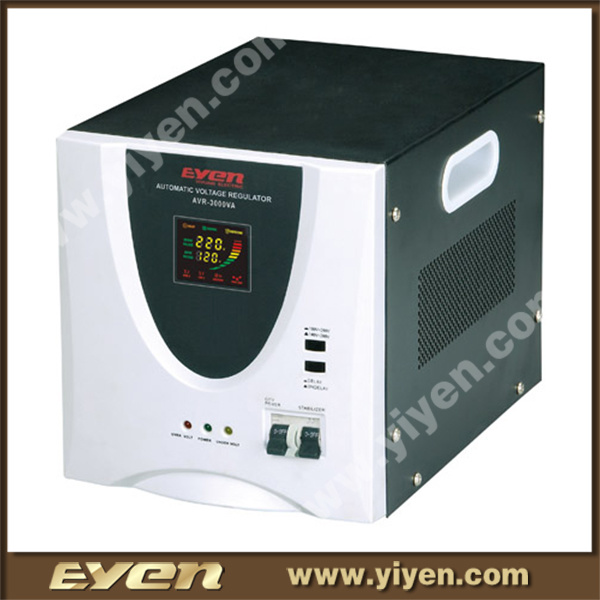 2013 Latest Stabilizers with Color LED Voltage Regulator