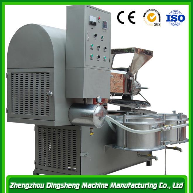 High Capacity Ce Certificated Price Sesame Oil Mill, Oil Press Machine