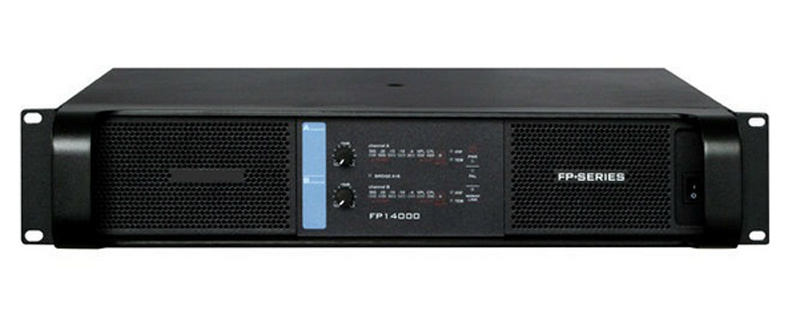 Hot Sale Fp14000 Extreme Power Amplifier 8ohm 2350W*2channel