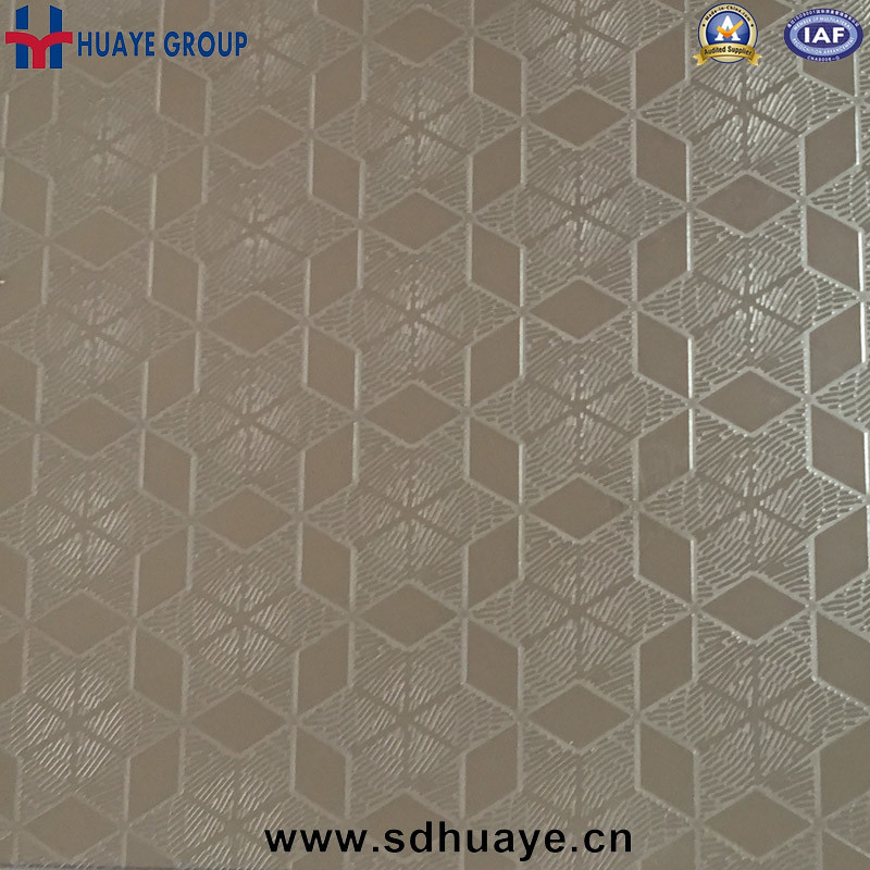 Building Materials Metal Decorative Coppper Plated Stainless Steel Checker Sheet for Project