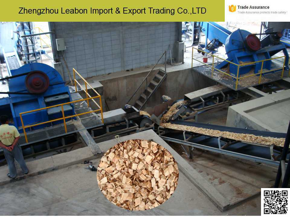 Leabon Hot Selling Bx 800 Disc Wood Chipper (BX)