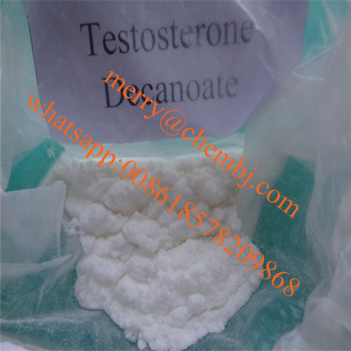 Safe Shipping Healthy Steroid Powder Testosterone Decanoate for Muscle Growth