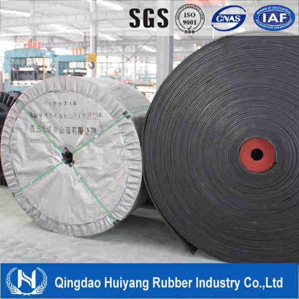 Industrial Heavy Duty Steel Cord Rubbe Conveyor Belt
