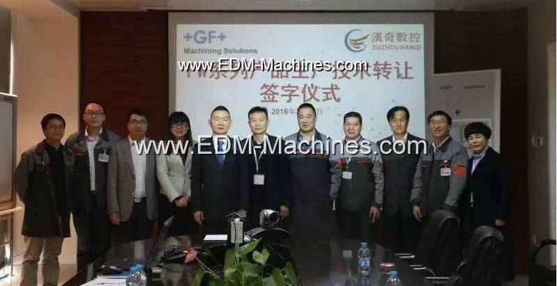 Znc Die EDM Sinker Machine Dm450zk Machine