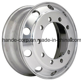 Truck and Trailer TUV Approved Forged Alloy Wheel Rim