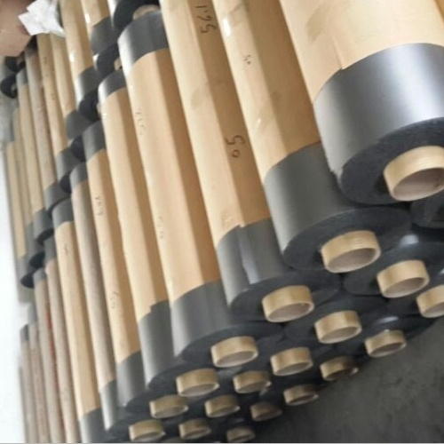 Low Price High Quality Flexible Graphite Paper in Rolls