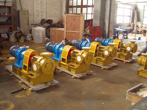 Nyp160 High Viscosity Internal Gear Pump for Resin