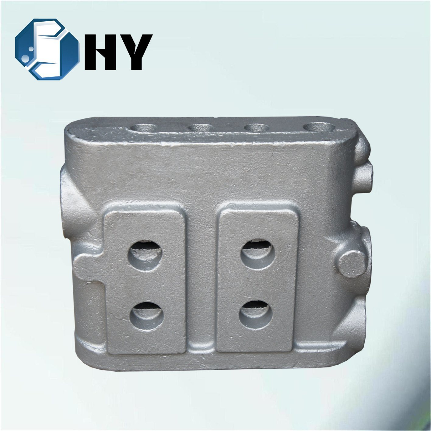 Marine Car Parts Flywheel Cast Iron Sand Casting for Valve