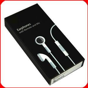 Earphone for Apple iPhone/iPad/iPod