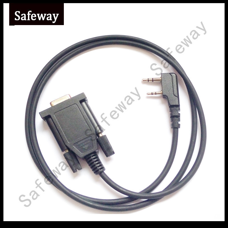 RS232 Programming Cable for Kenwood Walkie Taklie