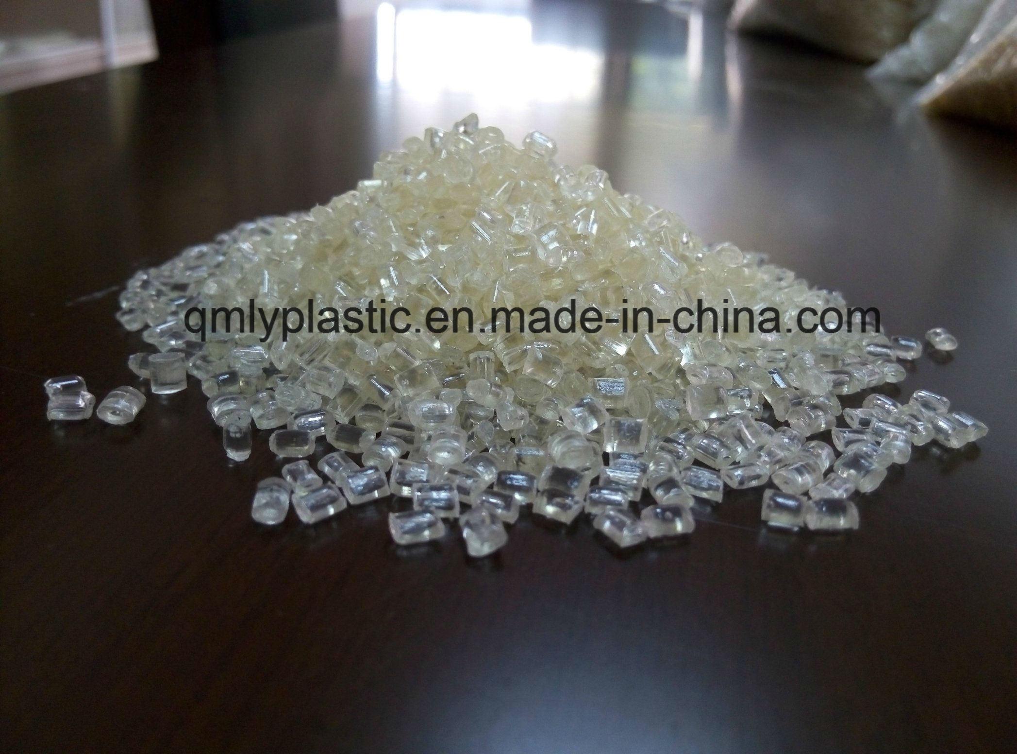 Amber PSU Polysulfon Thermoplastic Engineering Plastic Granulas