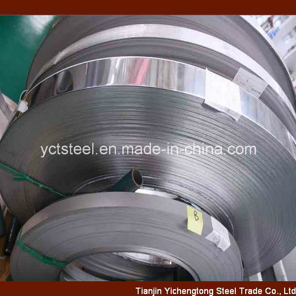 201 202 304 310 Cold Rolled Bright Stainless Steel Strip