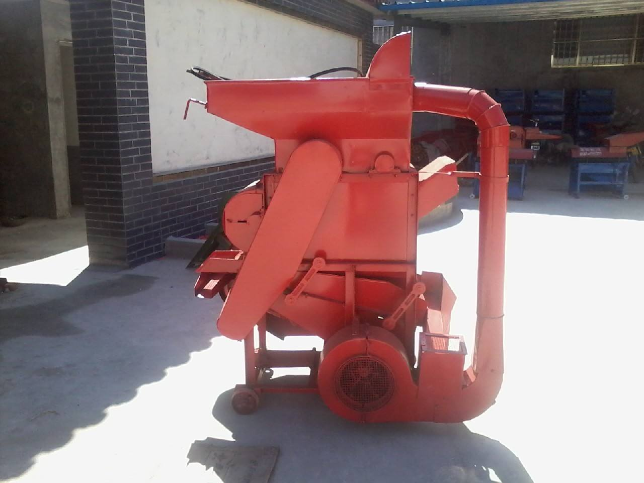 Factory Supply Peanut Sheller with High Capacity