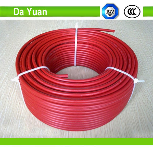 XLPE Insulated Tinned Flexible Copper Wire PV Solar Cable
