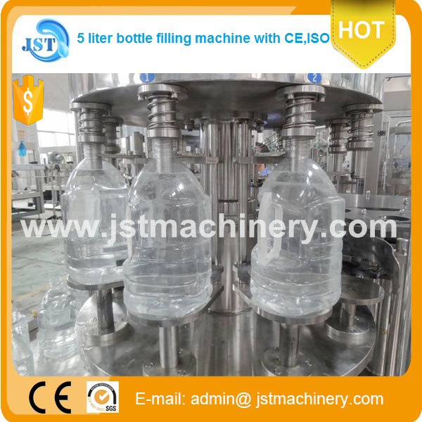 Automatic 5liter Water Bottling Equipment