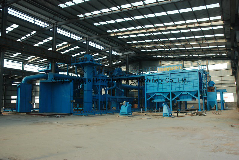 Equipment of V Method Molding Production Line