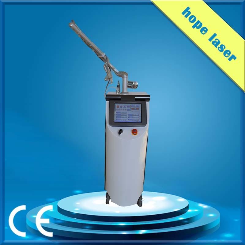 2017 New Product! Clinic Use CO2 Laser Machine Dermatology
