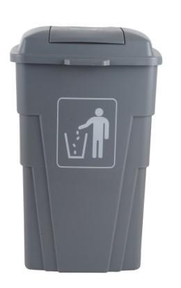 Different Colours of 100L Outdoors Dustbin