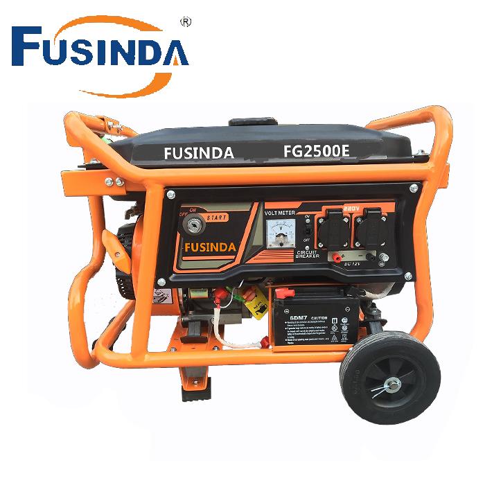 2kw Gasoline Generator, Portable Generator, Power Generator, Petrol Generator (FG2500)