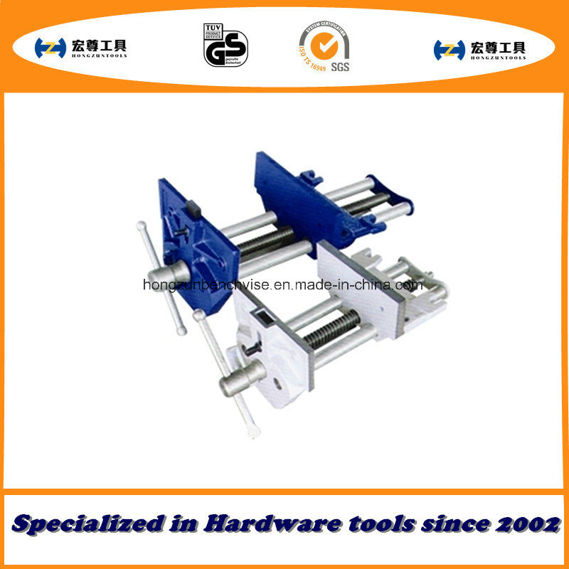Pipe Clamp for Hand Working Tools