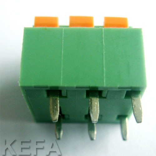 Spring Terminal Block Connector