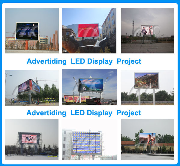 Shenzhen Manufacturer of P8 LED Billboard (P8)