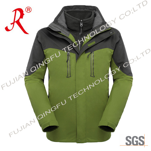 China Breathable Outdoor Tech Ski Jacket (QF-667)