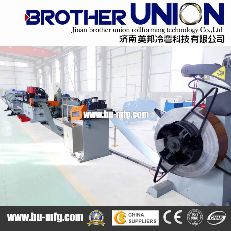 Metal Door Frame Roll Forming Machine Line