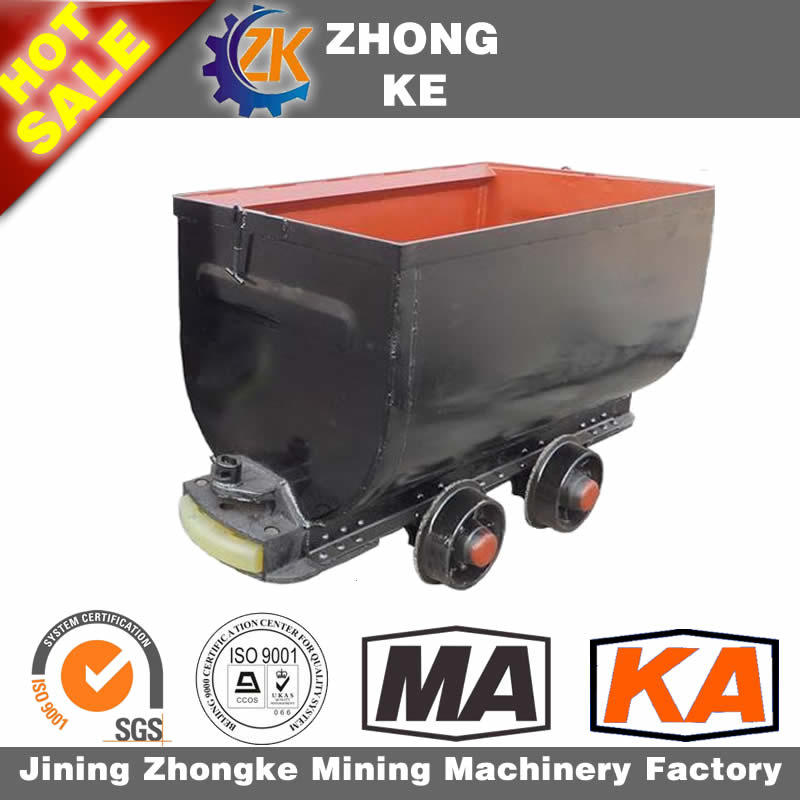 Fixed Mining Car or Mining Tramcar for Sale