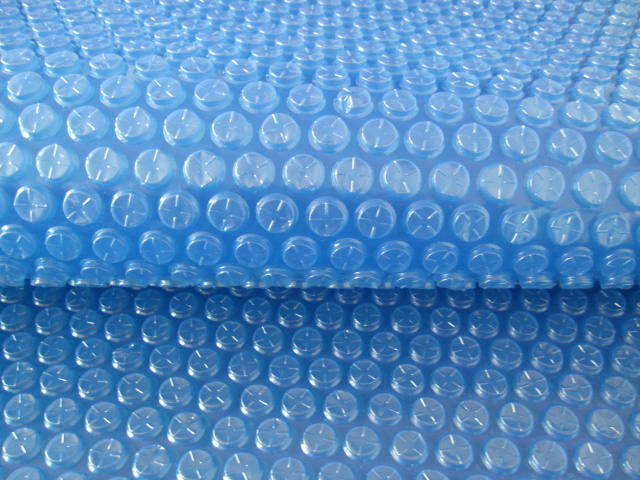 China Plastic Bubble Pool Cover China Pool Blanket Solar Cover