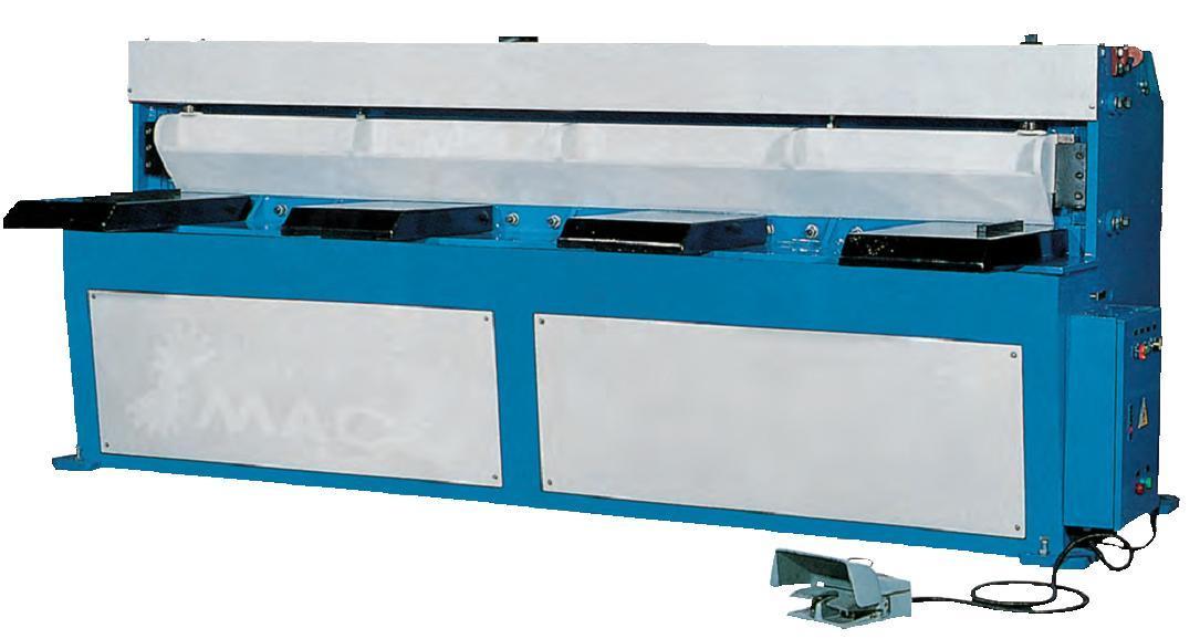 Hydraulic Shearing Machine (QC11Y)
