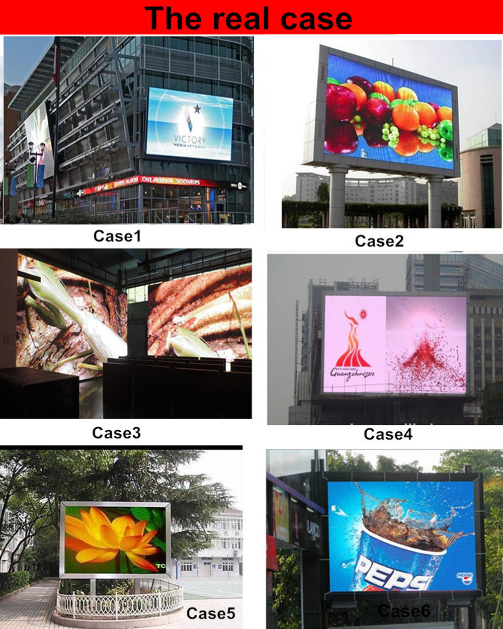 SMD P8 Outdoor 256*128 mm 32*16 Pixel RGB LED Video Wall Full Color LED Display Module