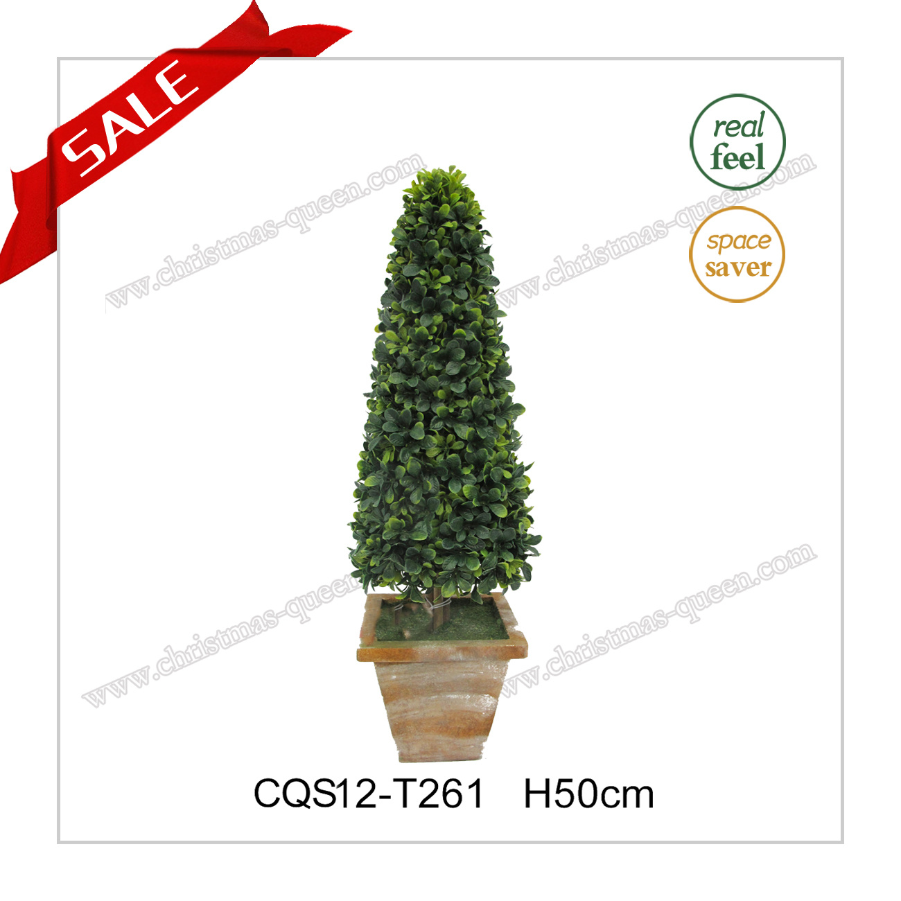 H47cm Home Artificial Indoor Potted Plants Bonsai Artificial Plant