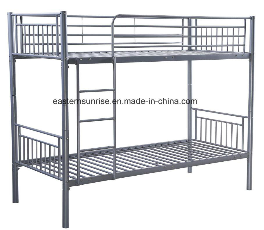Practical Cheap High Quality School/Army Metal Bunk Bed